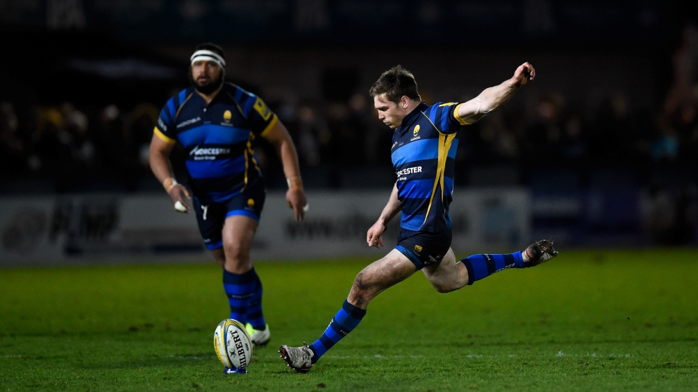 during the Aviva Premiership match between XXX and XXX at