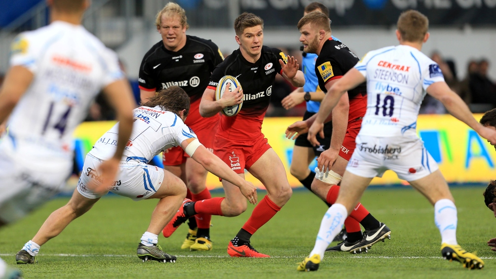 Match Reaction: Saracens 36 Exeter Chiefs 18
