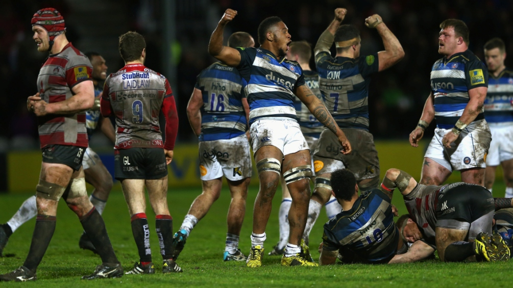 Match Reaction: Gloucester Rugby 12 Bath Rugby 17