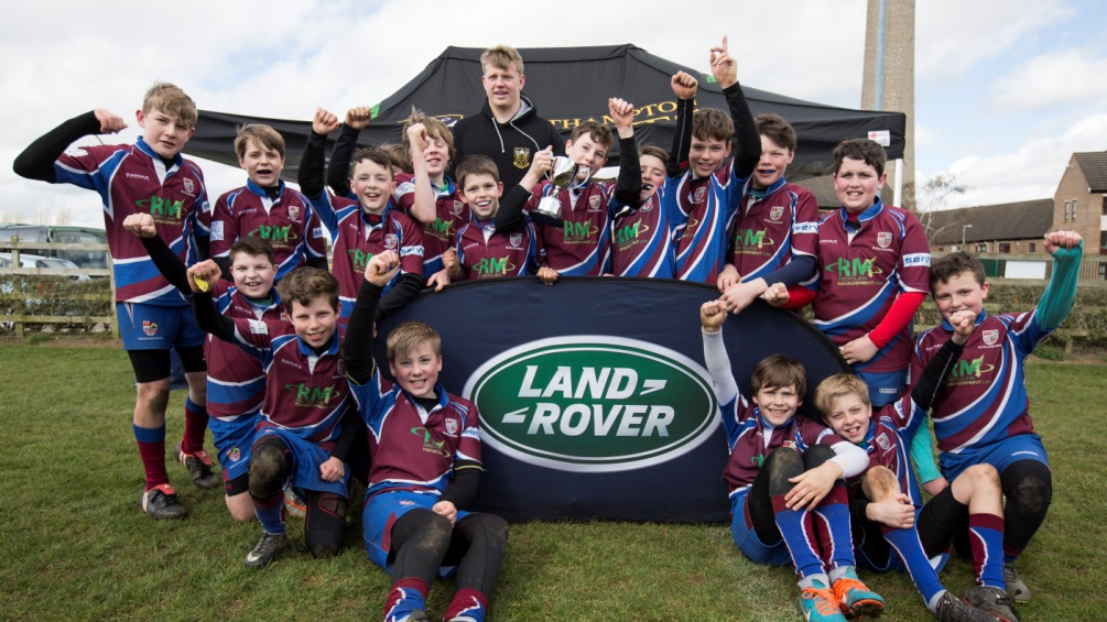Silhillians and Market Harborough shine at Northampton Saints' Land Rover Premiership Rugby Cup