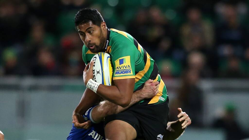 New contracts announced at Northampton Saints