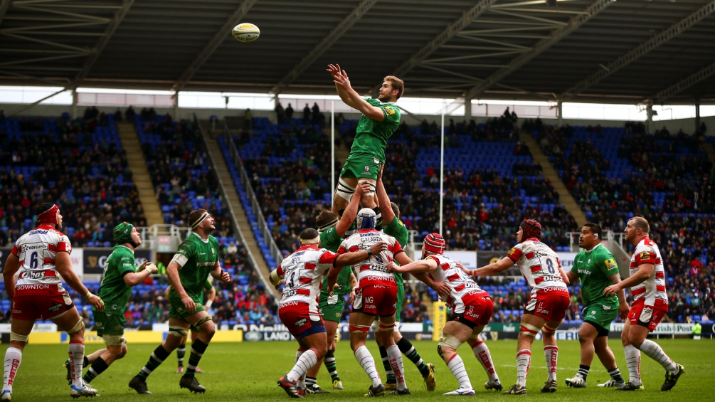 Madejski Stadium among European Rugby Champions Cup semi-final venues