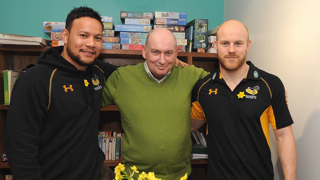 Ricoh Arena to turn yellow in support of Marie Curie at Wasps v Saints this Sunday
