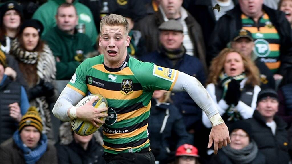 Saints team named for Wasps away