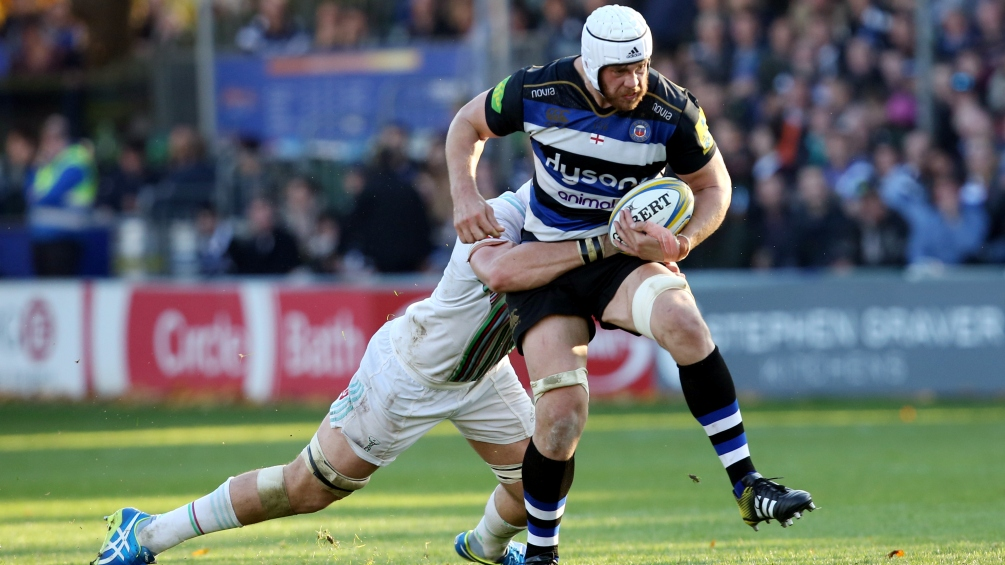 Dave Attwood returns for crucial Bath Rugby run-in