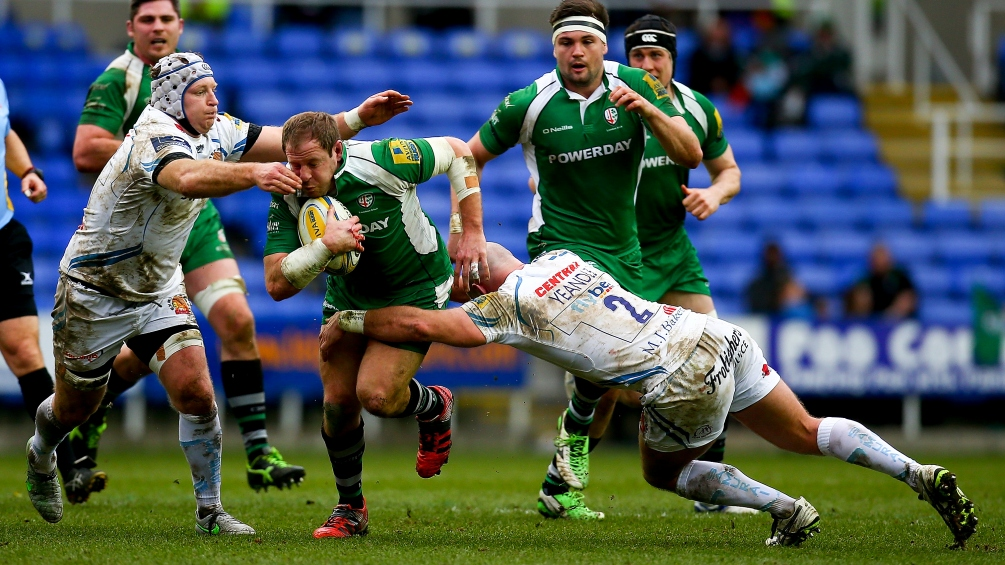 Paice thriving in Exiles battle