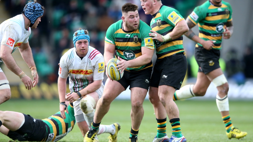 Kieran Brookes: Northampton Saints are fresh for run-in