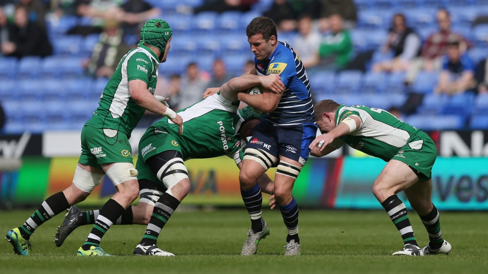 No silver bullet needed by London Irish says Clark Laidlaw