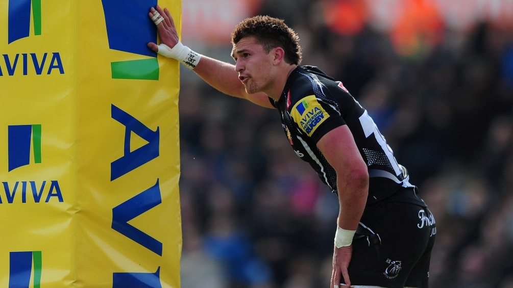 Henry Slade ready to lay demons to rest at Ricoh Arena
