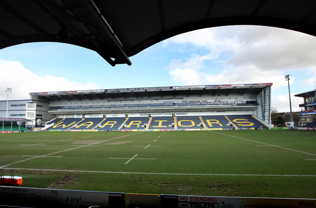 Warriors to roll out Artificial Grass Pitch