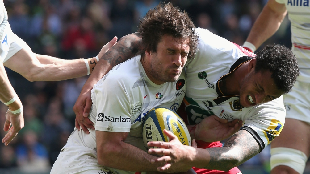 Lawes: Fear of losing place helps England's players