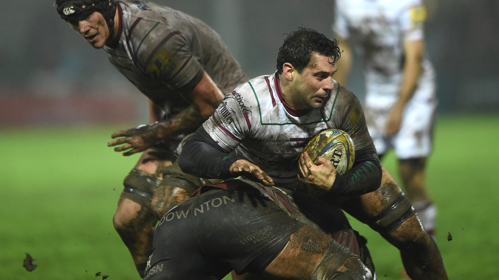 Trayfoot and Guest return to the Stoop with London Irish