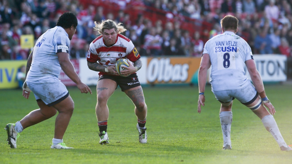 Gloucester Rugby make three changes for Newport Gwent Dragons clash
