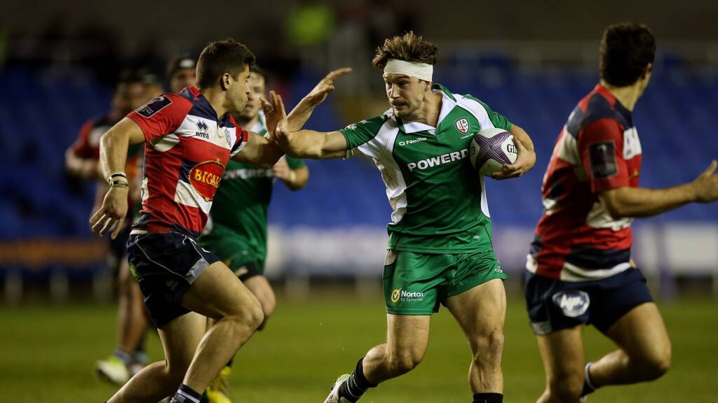Dominic Waldouck to Play in the US Pro Rugby League