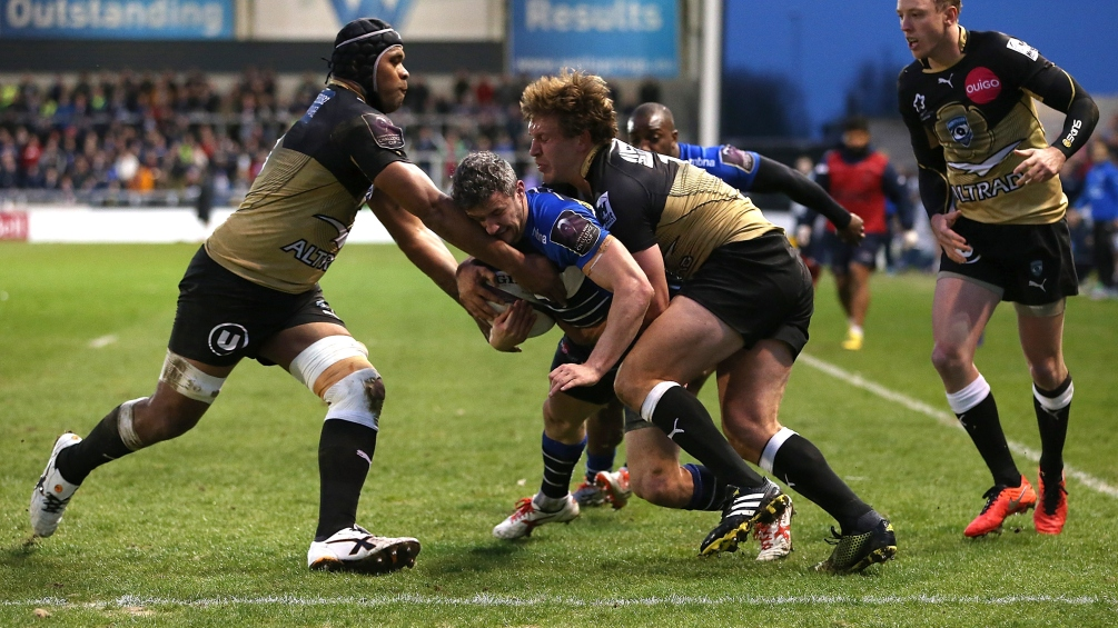 Match Report: Sale Sharks 19 Montpellier 25