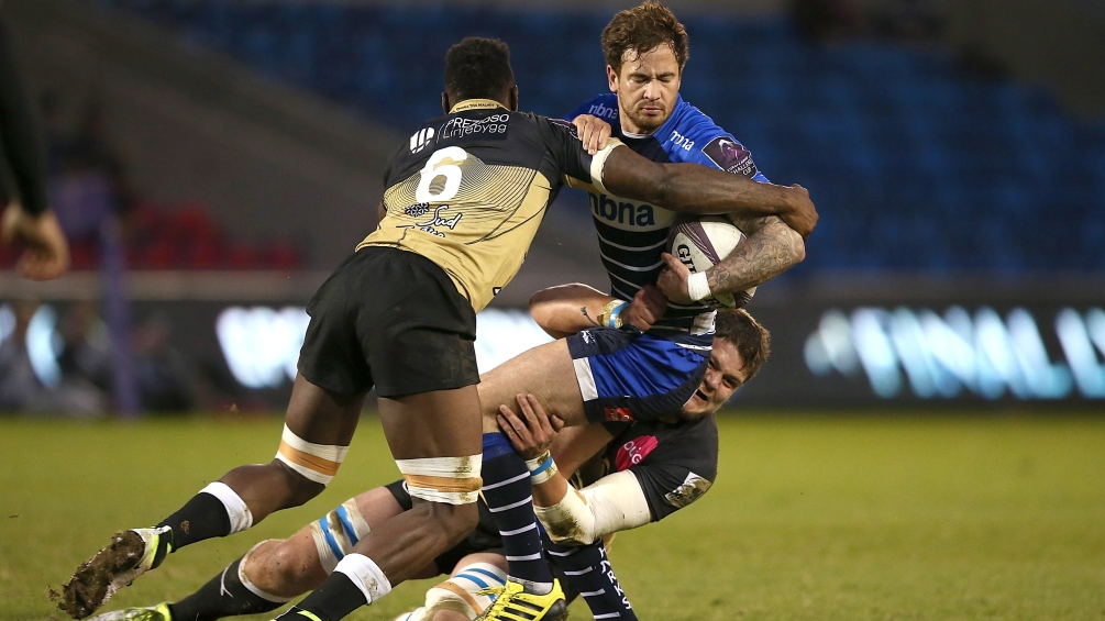 Match Reaction: Sale Sharks 19 Montpellier 25.