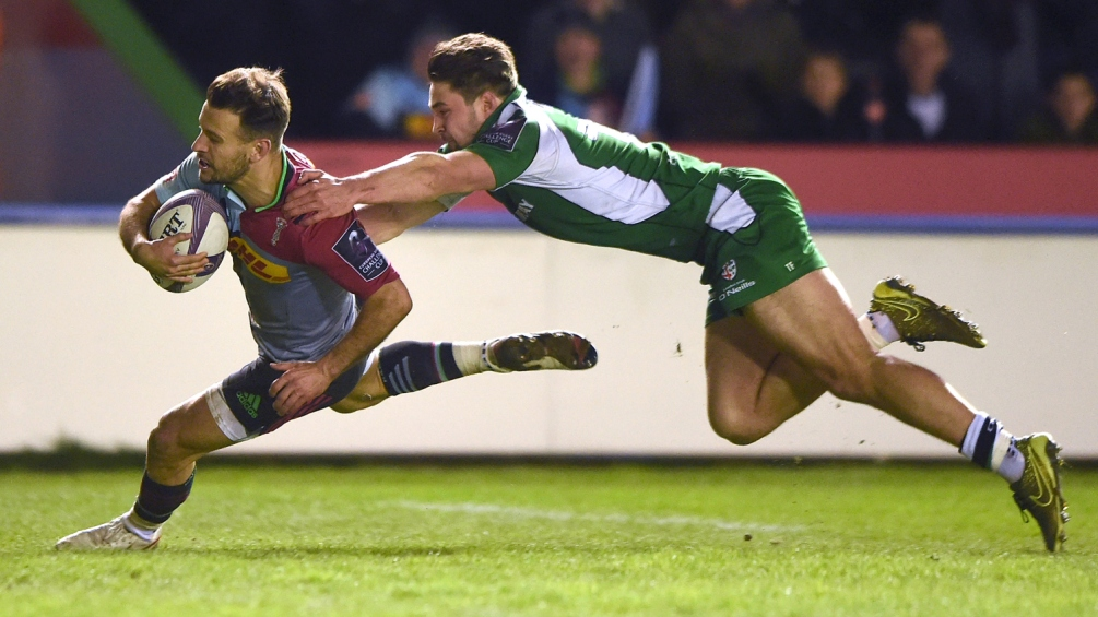 Match Report: Harlequins 38 London Irish 30