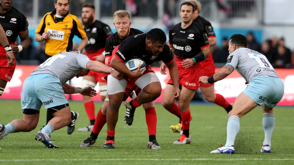 Match Reaction: Saracens 29 Northampton Saints 20