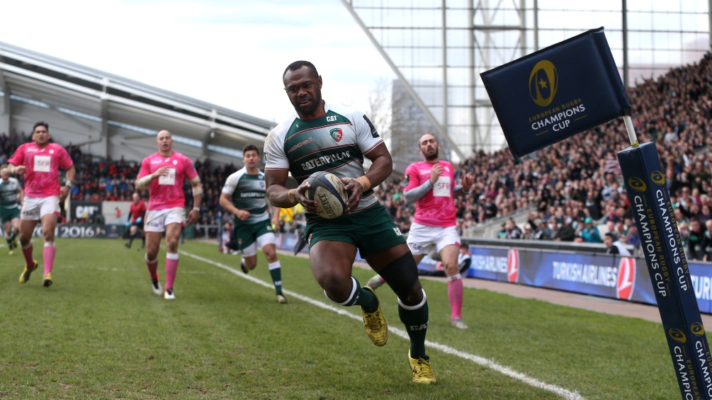 European round-up: Champions Cup hat-trick for Aviva Premiership Rugby