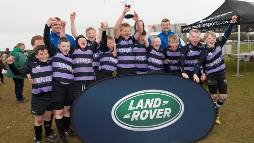 Clifton and Bradford on Avon book Twickenham spot thanks to Land Rover Premiership Rugby Cup