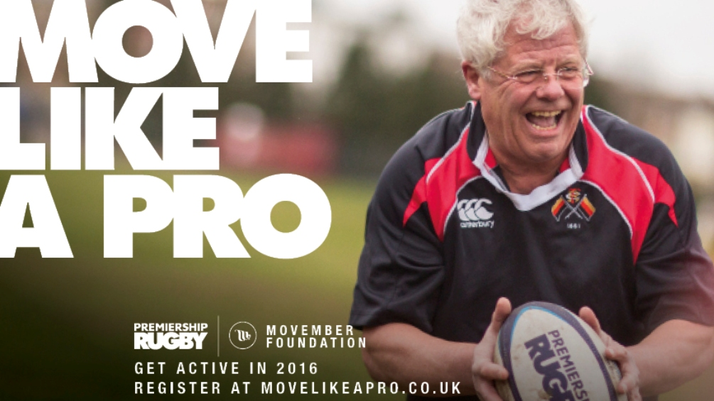 Wasps' Guy Thompson endorses Move Like A Pro