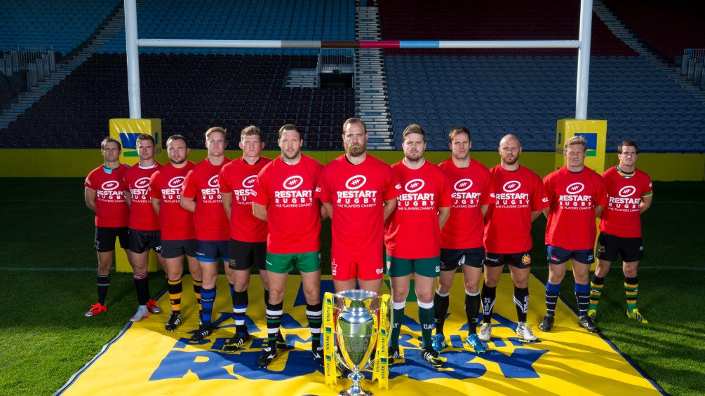 Premiership Rugby puts Restart Rugby in the spotlight.