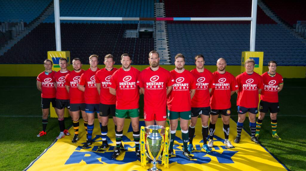 Premiership Rugby puts Restart Rugby in the spotlight