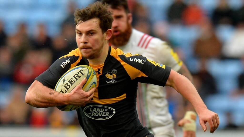 Jamie Stevenson to re-join London Scottish next season