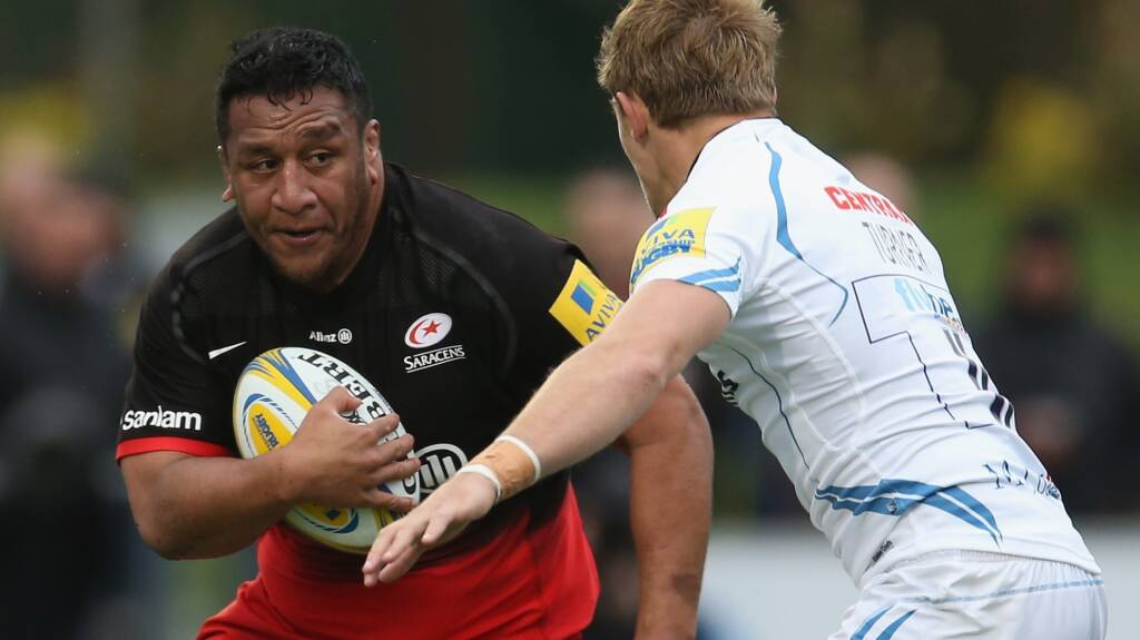 Saracens name side for Wembley showdown
