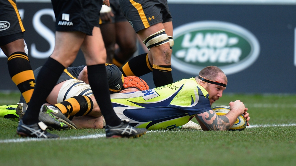 Sale Sharks intend to show actions speak louder than words