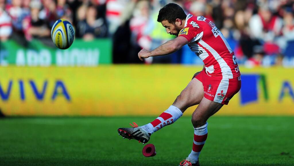 Laidlaw to skipper Gloucester for away fixture at London Irish