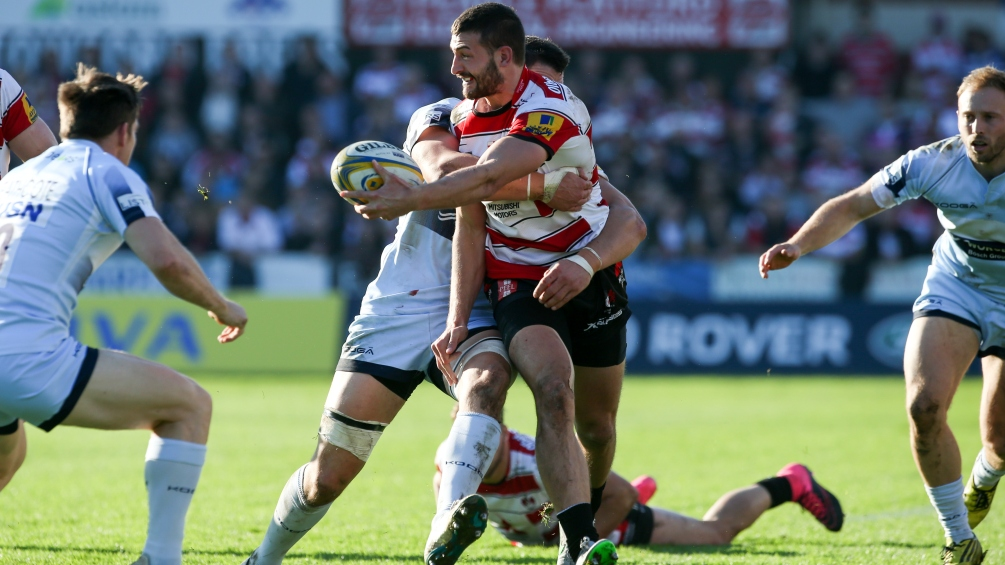 Opta stats for Aviva Premiership Rugby: Round 3