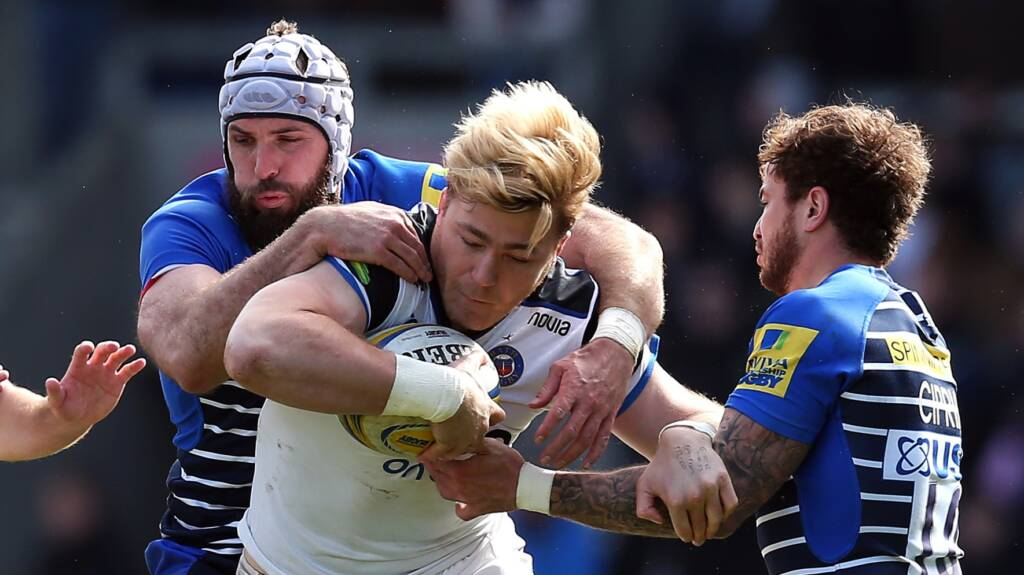 Bath Rugby make two changes for Sale return
