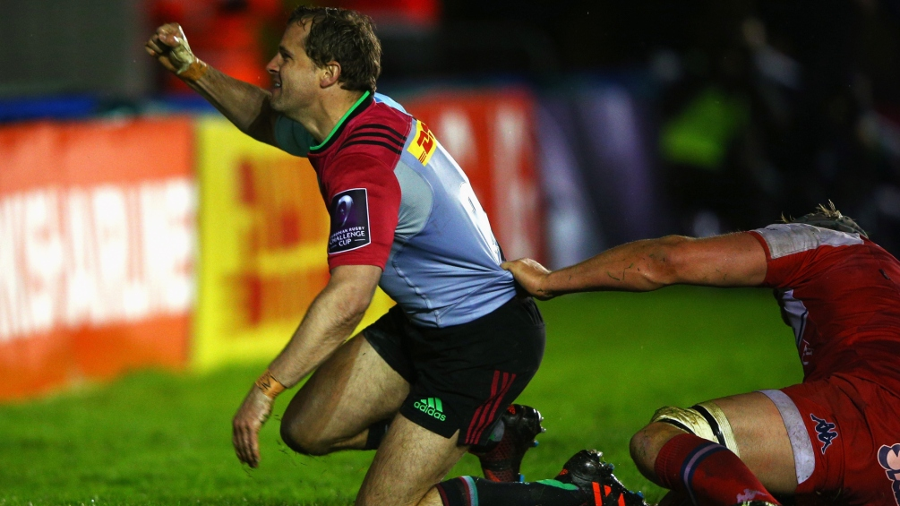 Match Report: Harlequins 30 Grenoble 6