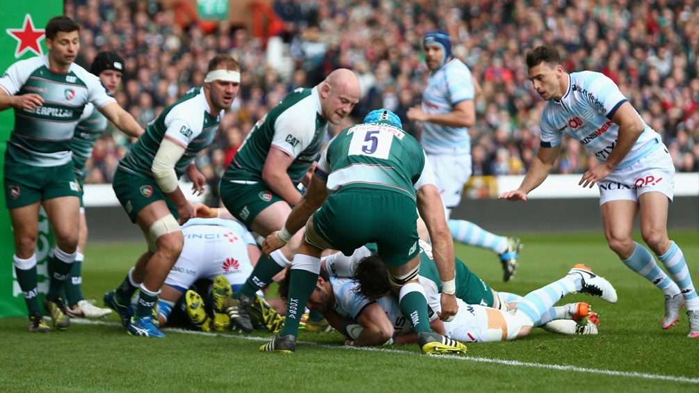 Match Report: Leicester Tigers 16 Racing 92 19
