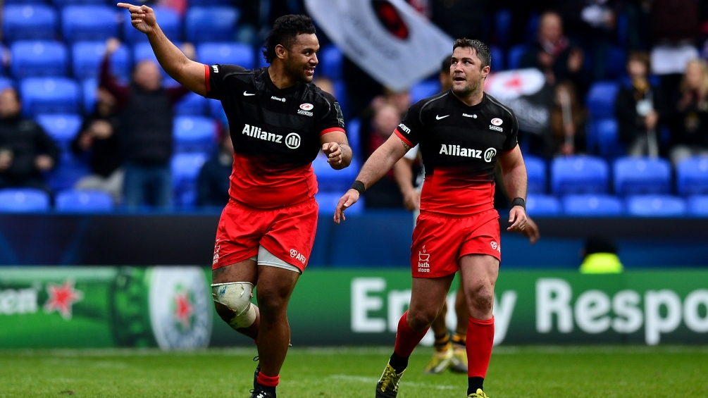 European round-up: Saracens and Harlequins will head to Lyon for finals weekend