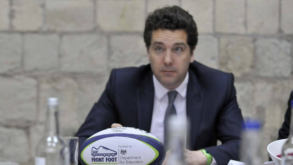 Secretary of State acclaims Premiership Rugby's On the Front Foot programme