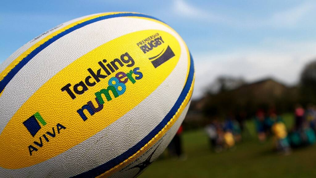Tackle a maths test to win Aviva Premiership Rugby Final tickets