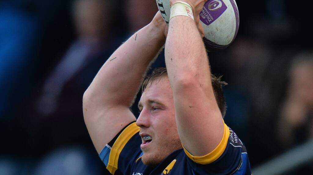 Ben Sowrey joins Newcastle Falcons