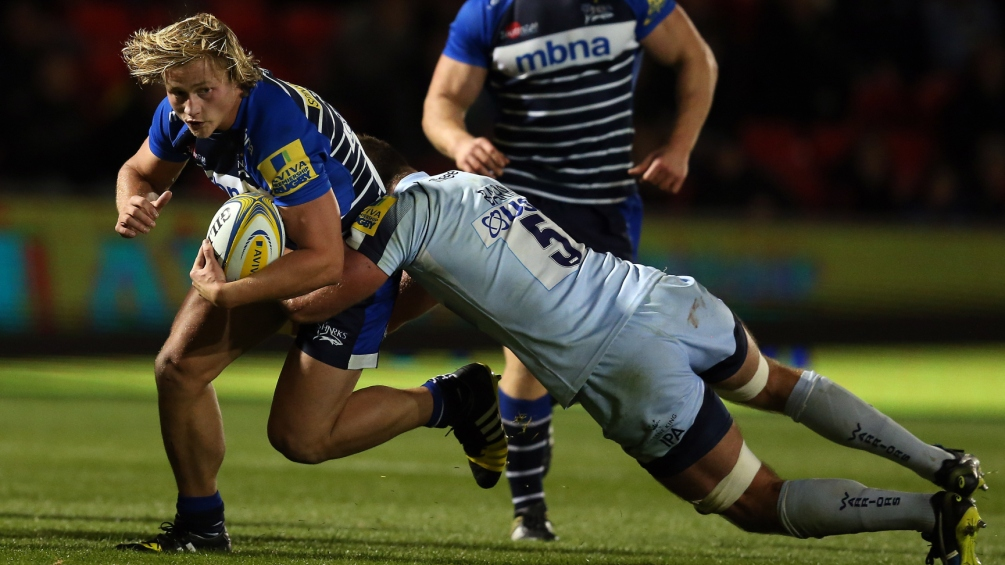 Tommy Taylor wants to leave Sale Sharks on a high