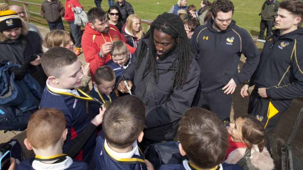 Paul Sackey confident glory days will return to Wasps