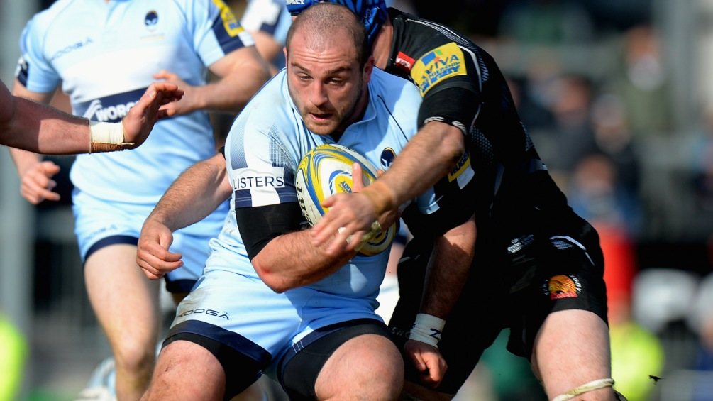 Jaba Bregvadze and Worcester Warriors vow to empty the tank