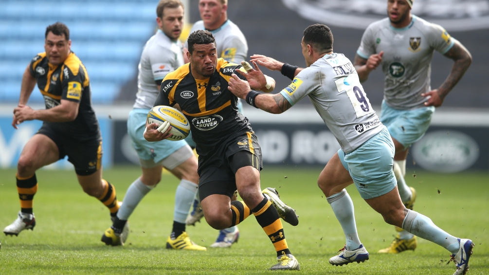 Siale Piutau wants Wasps to learn lessons from European exit