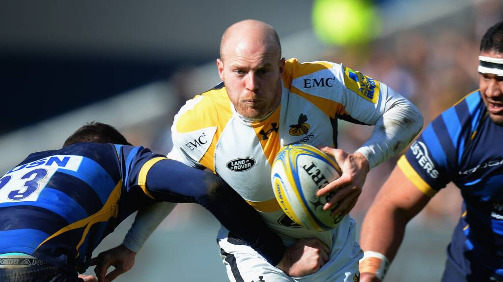 Wasps' team to play Exeter Chiefs at Sandy Park