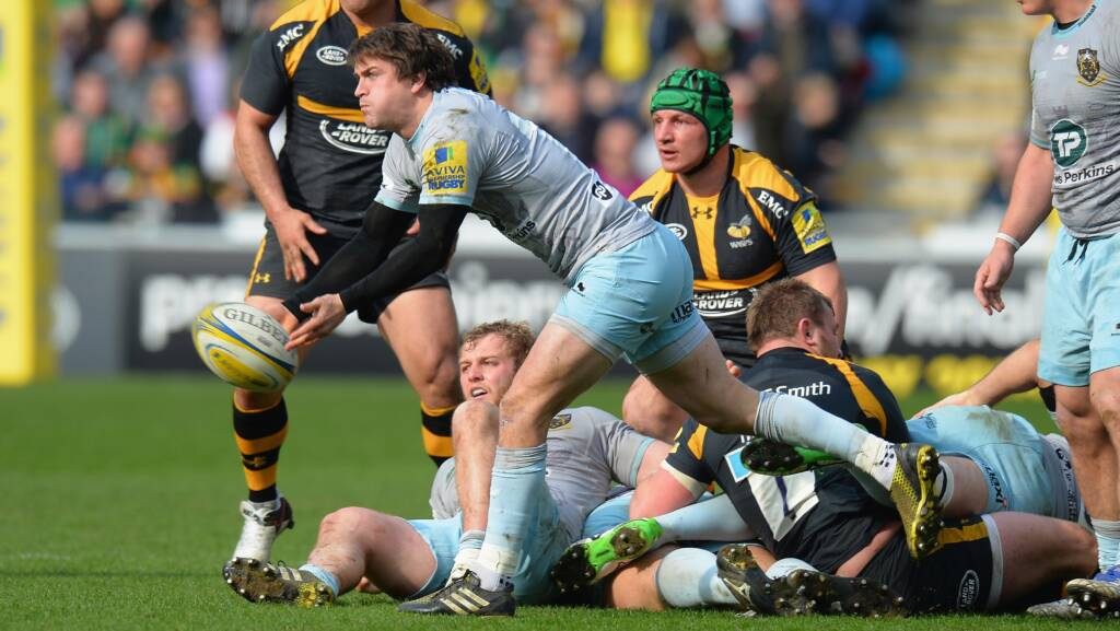 Northampton Saints team named to play Bath