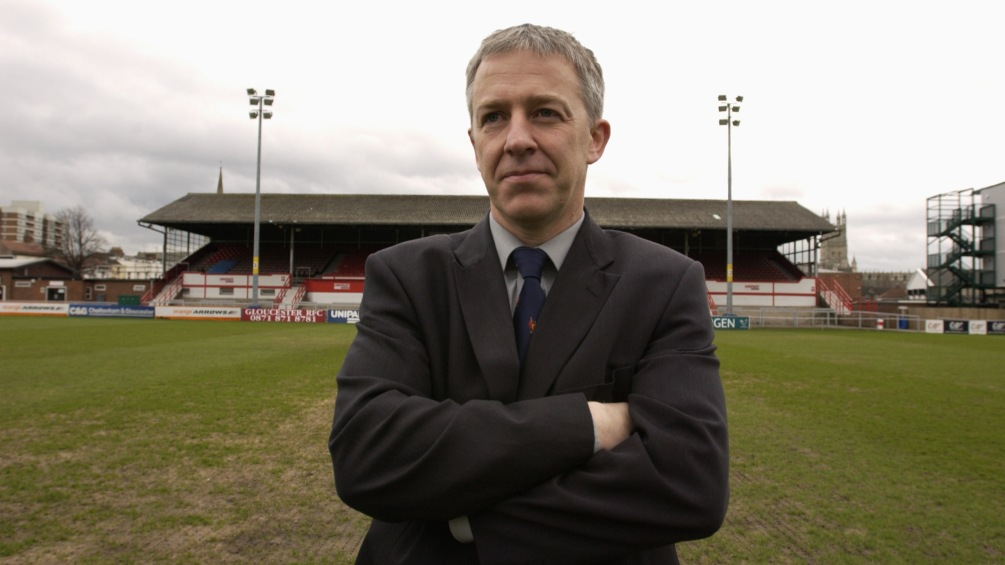 Nigel Melville lined up for RFU role