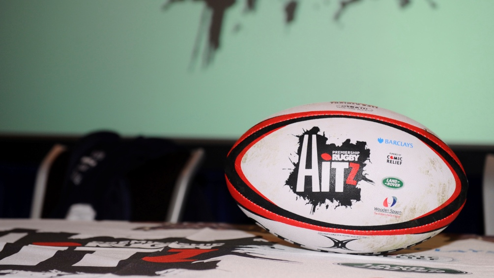 HITZ ambassadors to take centre stage at Aviva Premiership Rugby final