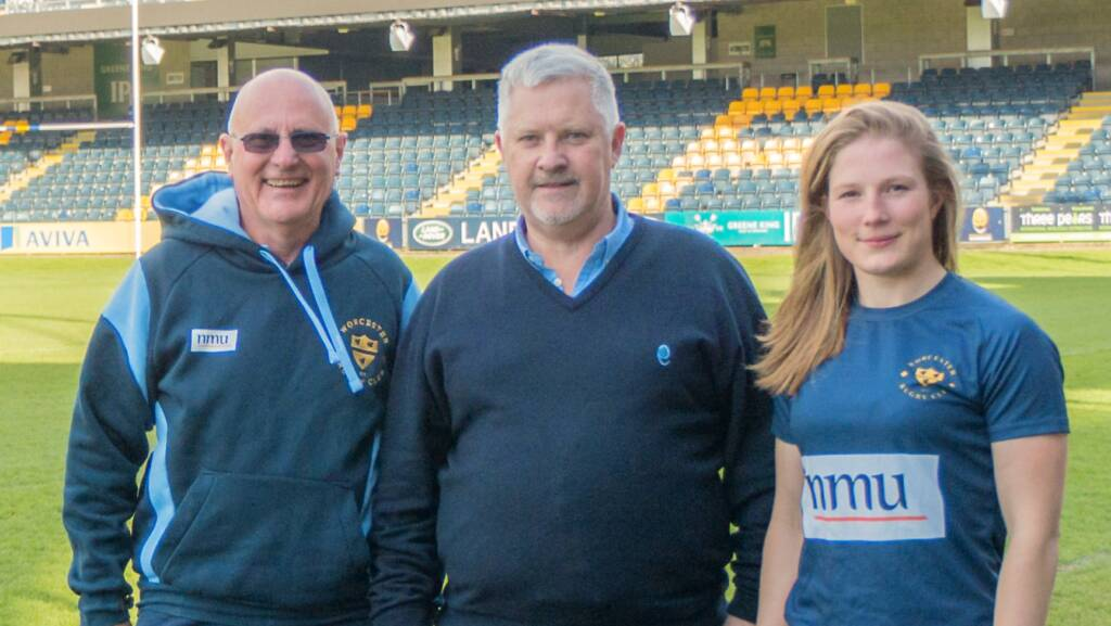 Warriors team up with Worcester Ladies