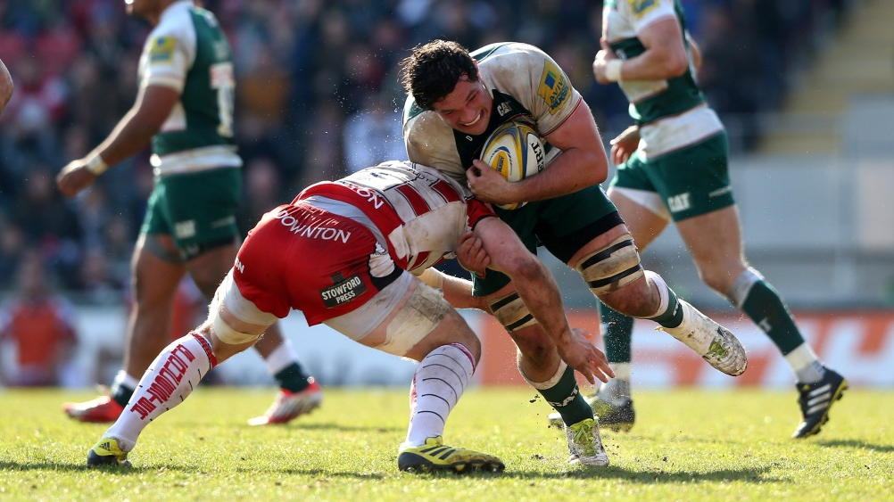 Dom Barrow wants Leicester Tigers to keep feel-good factor going in city