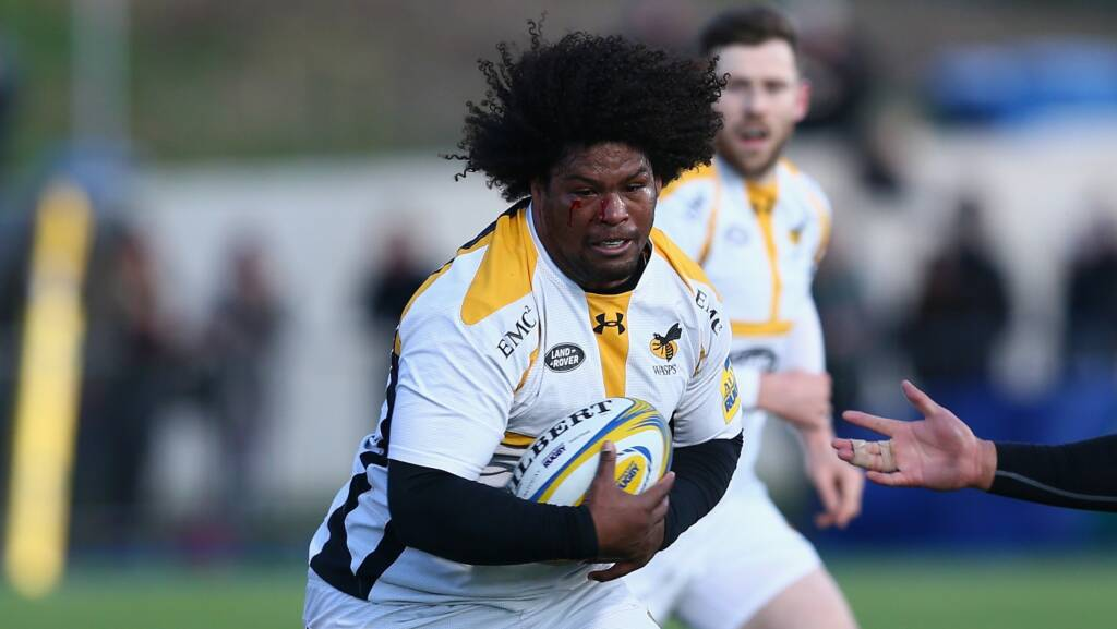 Wasps' team to play London Irish
